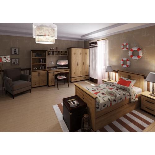 Комната для мальчика из серии Шкипер 1