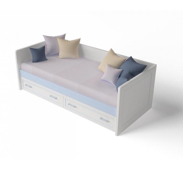Кровать-Диванчик 90  Vg BED-S-90 Вояж