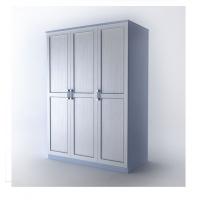 Шкаф 3-х дверный  Vg С3-128 Вояж
