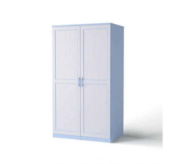 Детский шкаф 2-х дверный  Vg С2-100 Вояж