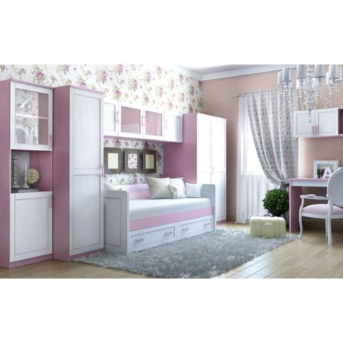 Детская комната серия Вояж (розовый) . Аквародос