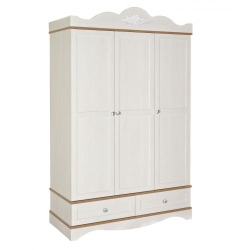 Шкаф-гардероб MsFl C3D2S-130 Мисс Флавер