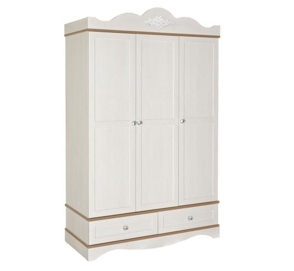 Детский шкаф-гардероб MsFl C3D2S-130 Мисс Флавер