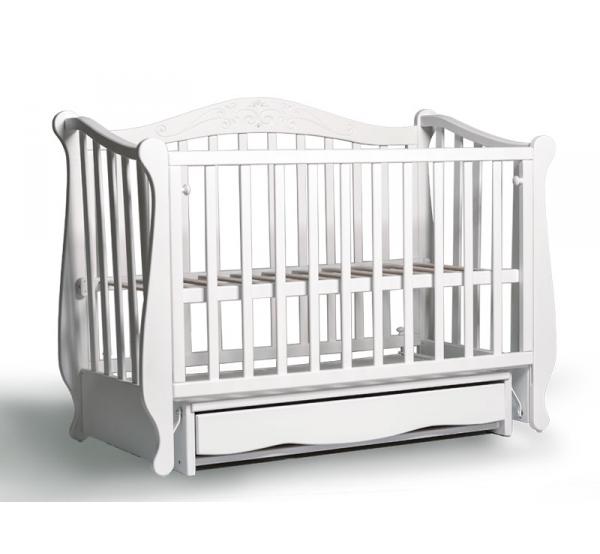 """Детская кроватка """"Лотос"""""""