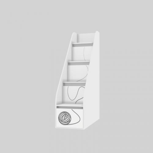 Лестница приставная Кетс