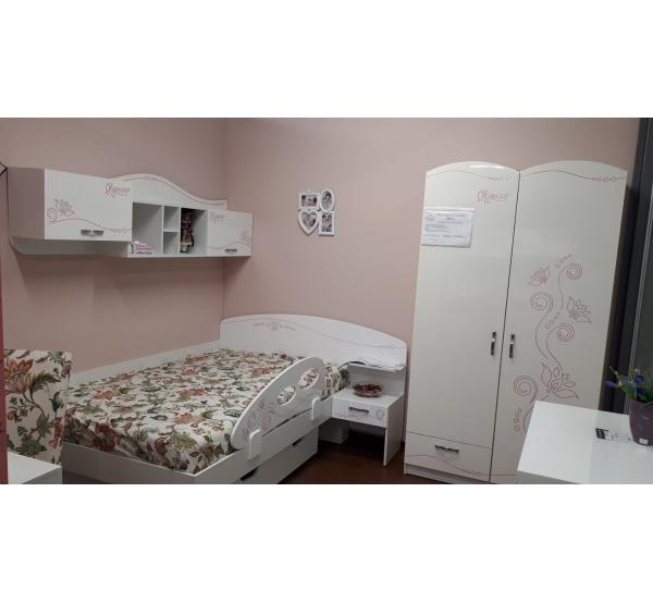 спальня для девочки  Гламур