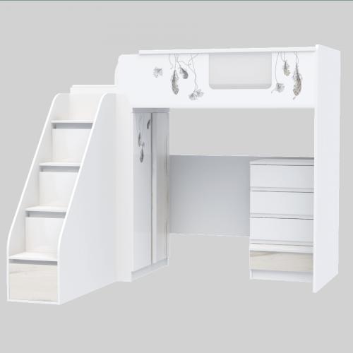 Мебельный комплект I-M-002 Ind