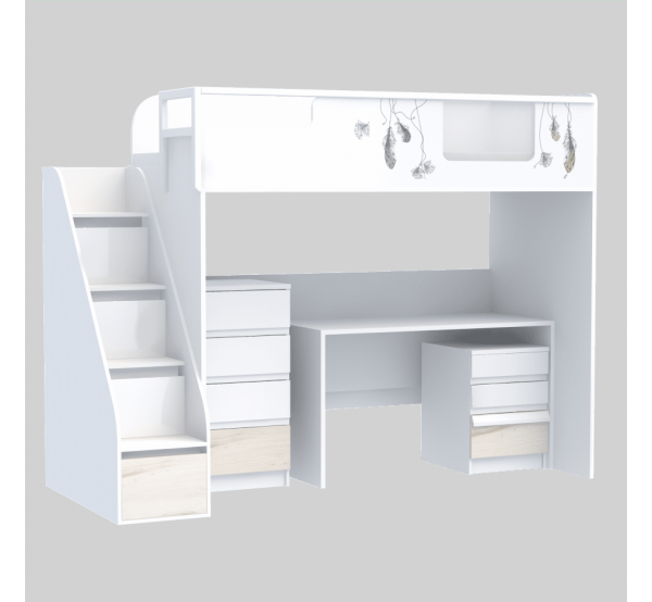 Детский мебельный комплект I-M-003 Indi