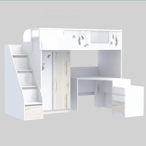 Мебельный комплект I-M-004 Indi