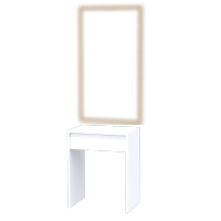 Стол без зеркала I-ST-003 Indi