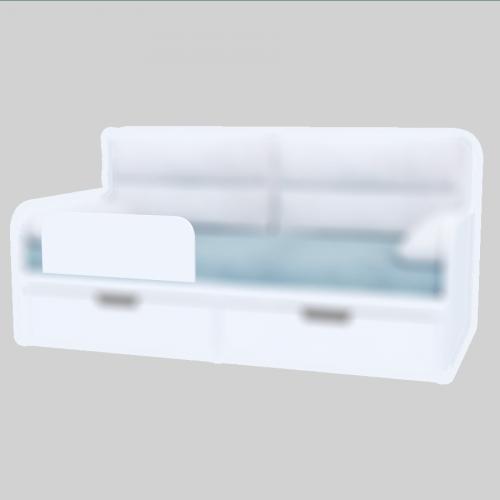 Бортик к кровати KS-01 Кетс