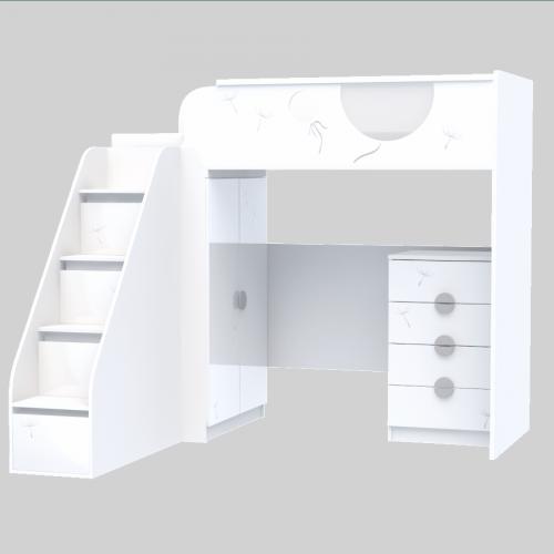 Мебельный комплект KL-M-02 Кульбабка