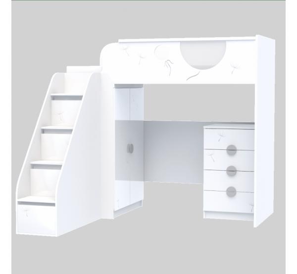 Детский мебельный комплект KL-M-02 Кульбабка