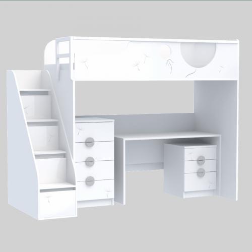 Мебельный комплект KL-M-04 Кульбабка
