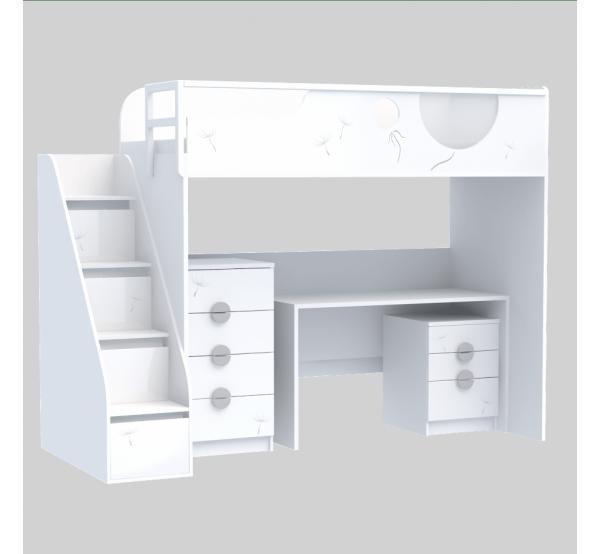 Детский мебельный комплект KL-M-04 Кульбабка