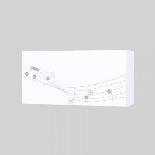 Антресоль M-A-009 Music