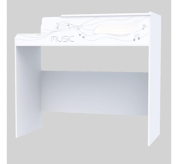 Детская кровать M-L-009-1 Music