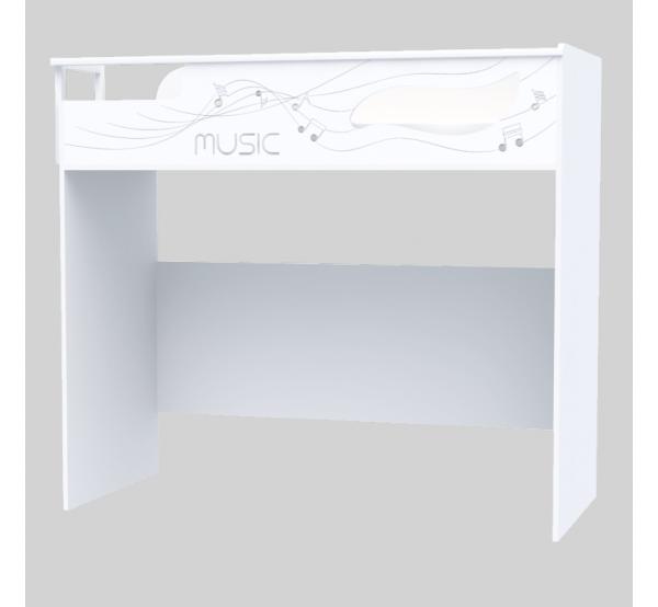 Детская кровать M-L-009-2 Music