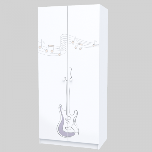 Шкаф M-SH-001 Music