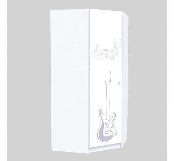 Детский шкаф M-SH-003 Music