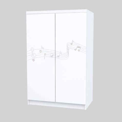 Шкаф M-SH-004 Music