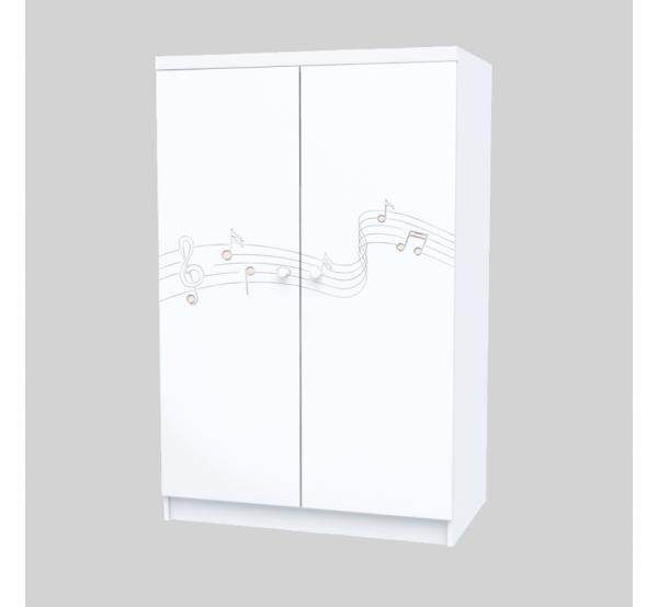 Детский шкаф M-SH-004 Music