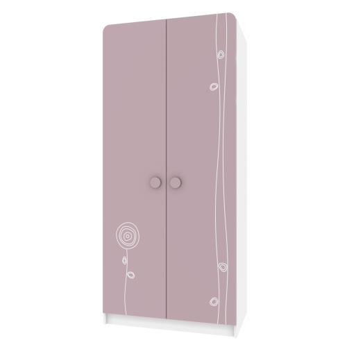 Шкаф TR-SH-001 Rose