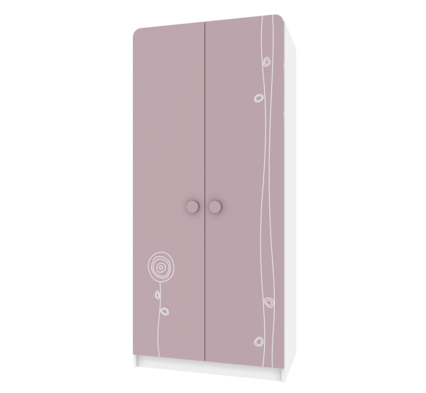 Детский шкаф TR-SH-001 Rose
