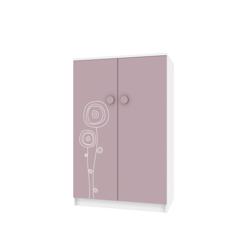 Шкаф TR-SH-004 Rose