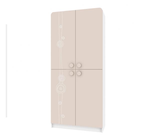 Пенал TR-P-002/3 Rose