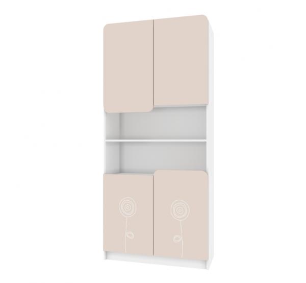 Пенал TR-P-002/5 Rose