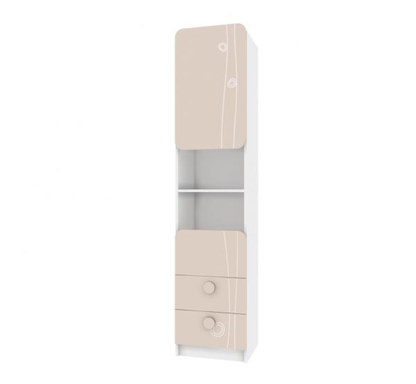 Пенал TR-P-004/2 Rose