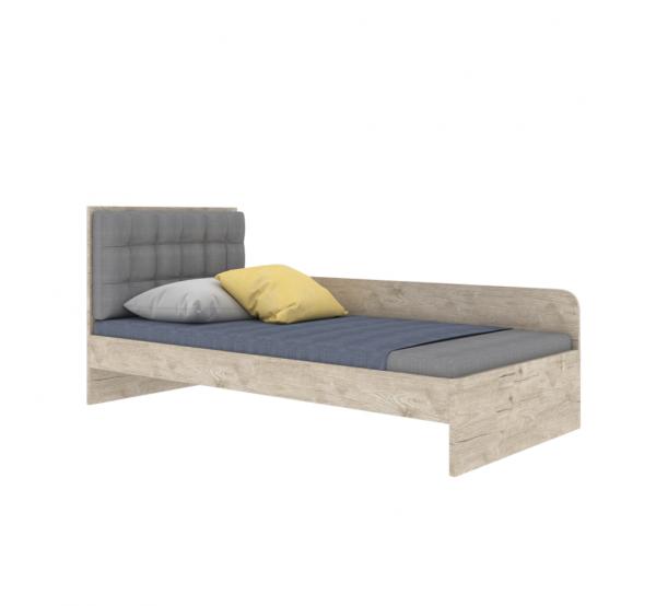 Детская кровать AN-L-002 Энималс
