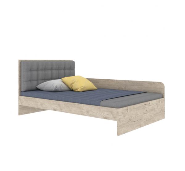Детская кровать AN-L-004 Энималс