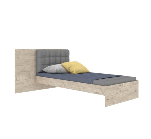 Детская кровать AN-L-005 Энималс