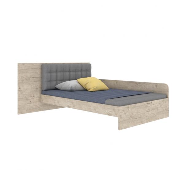 Детская кровать AN-L-008 Энималс