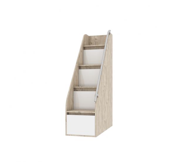 Лестница приставная детская Энималс