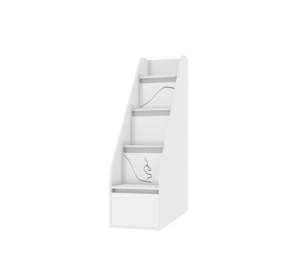 Лестница приставная Экстрим. Е-DR-001