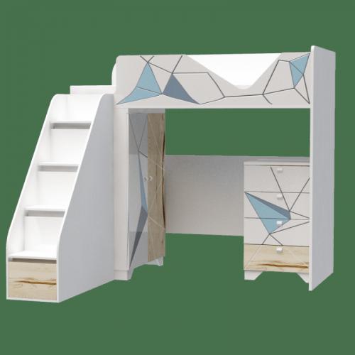 Модульный комплект серия Оригами 2