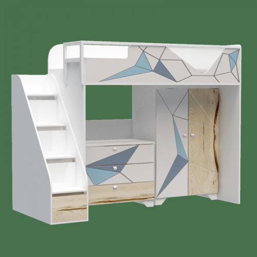 Модульный комплект серия Оригами 5