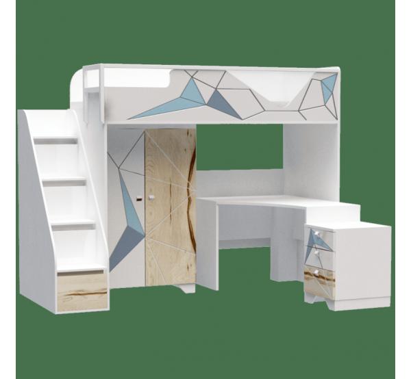 Модульный комплект серия Оригами 6