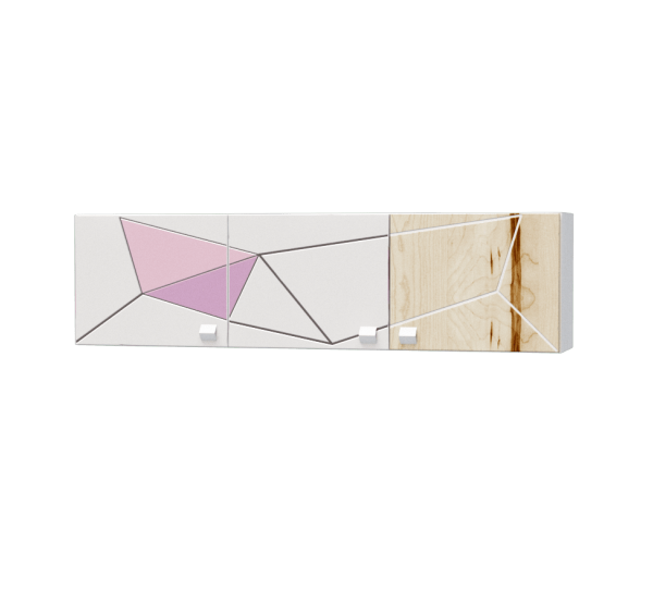 Антресоль Оригами. O-A-004