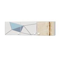 Антресоль Оригами О-А-004