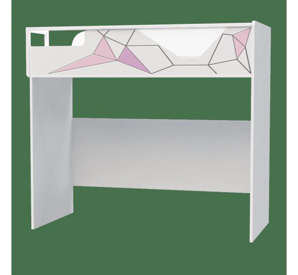 Детская кровать-чердак Оригами. O-L-009-2