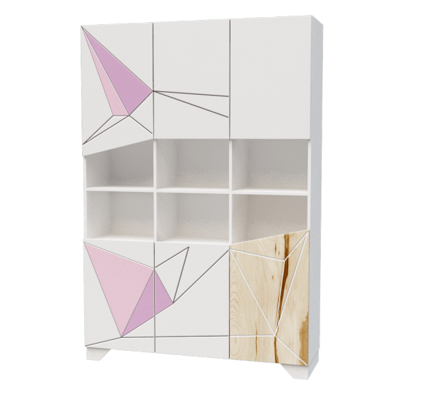 Пенал Оригами O-P-001-4