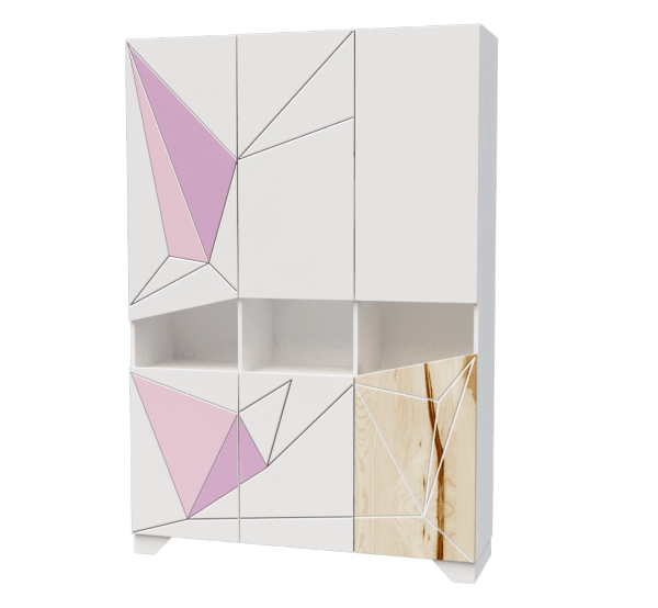 Пенал Оригами. O-P-001-5