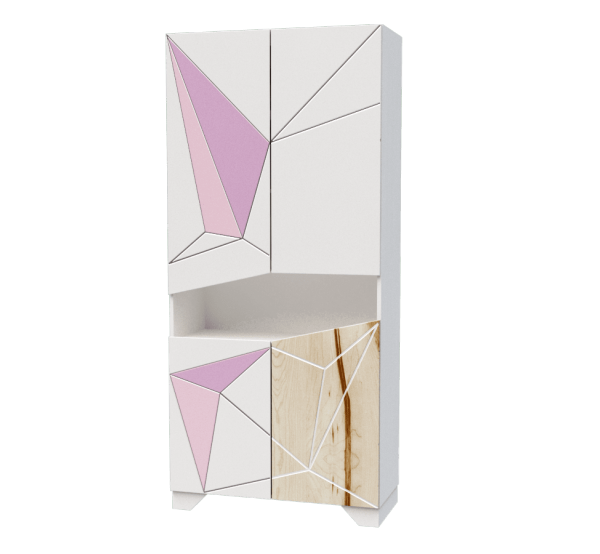 Пенал Оригами. O-P-002-4