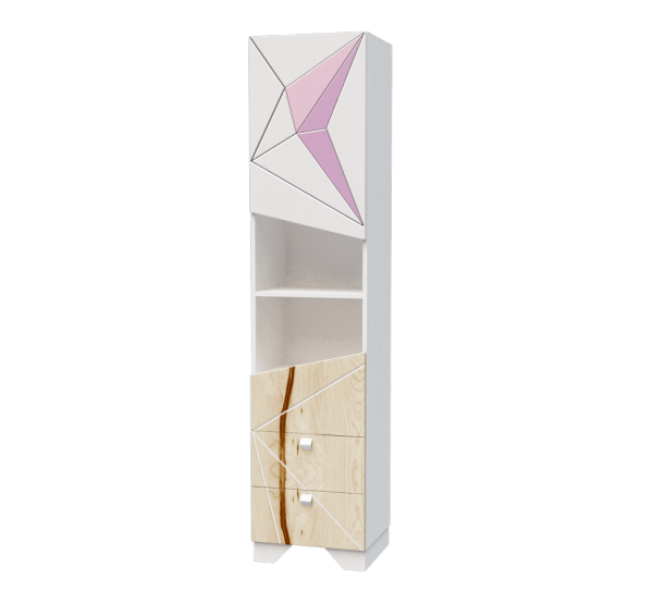 Пенал Оригами. O-P-004-2