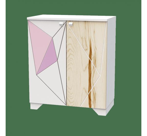 Тумба Оригами. O-T-001-1