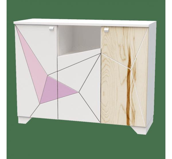 Тумба Оригами O-T-002-7